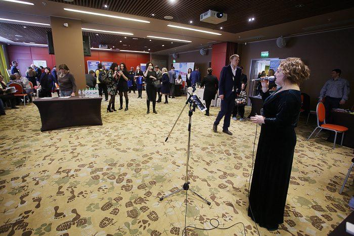 Весенний форум СМР Eхро в Новосибирске, апрель 2018 г.