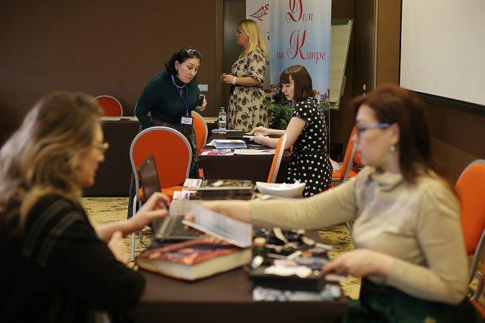 Первая выставка СМР Eхро в Новосибирске, апрель 2018 г.