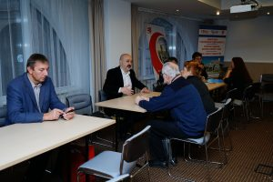 Зимний форум зарубежной недвижимости СМР ехро в Санкт-Петербурге, декабрь 2018 г.