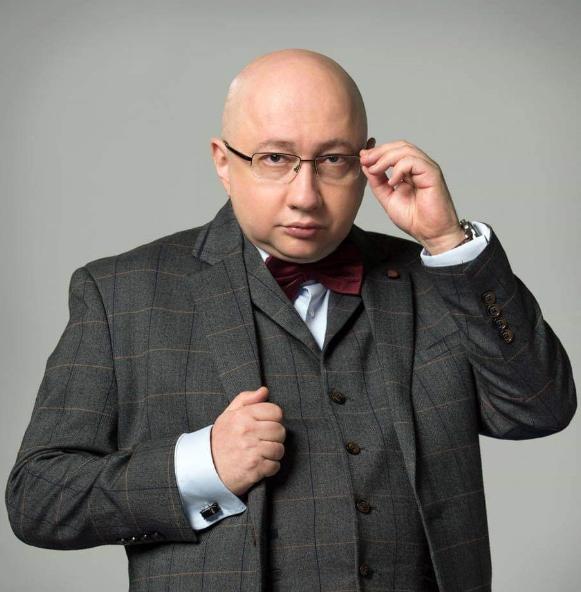 Игорь Виттель, телерадиоведущий, аналитик, политолог